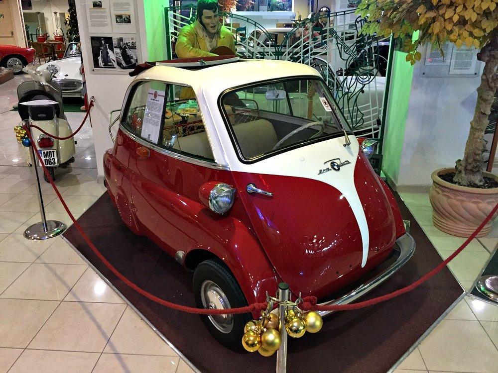 Malta Classic Car Museum Qawra