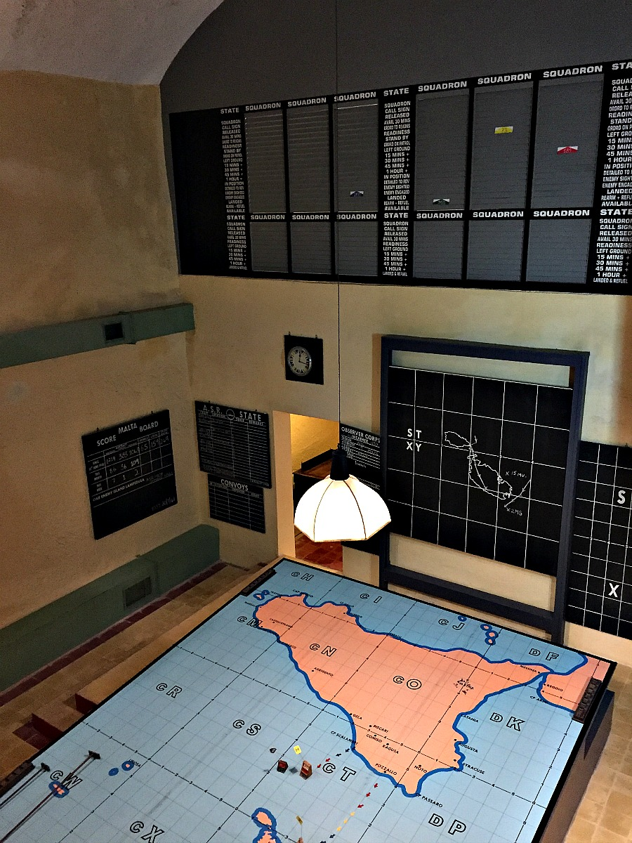 the lascaris war rooms valletta