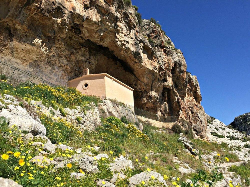Chapel of St Paul the Hermit Honey Valley