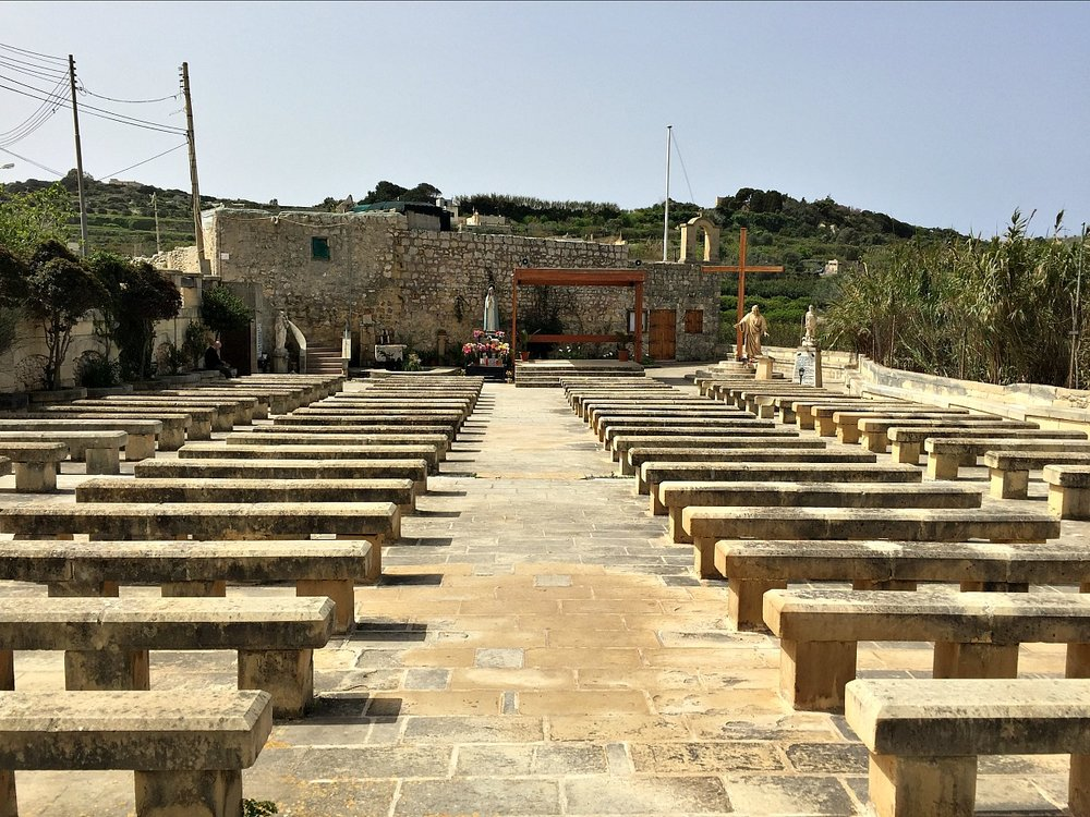 Buskett Gardens in Malta