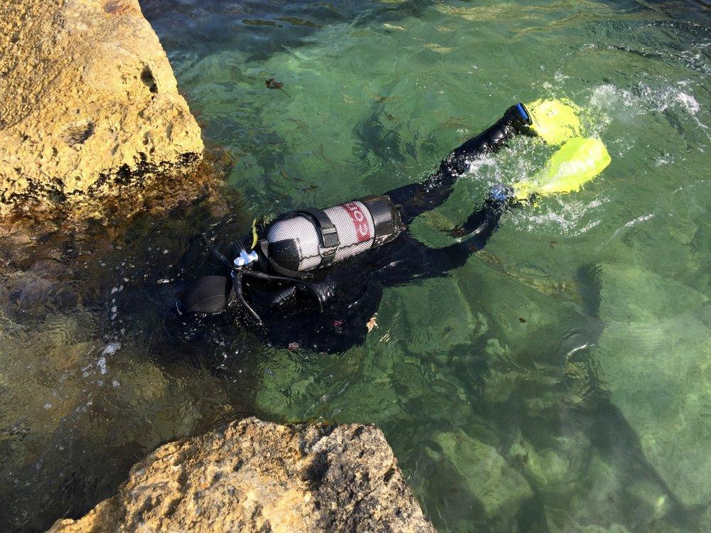 scuba diving course in malta corsair diving