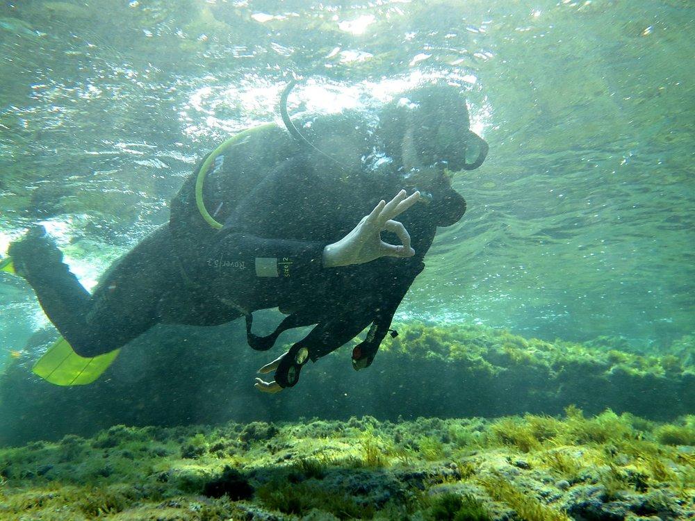 discover scuba diving course malta