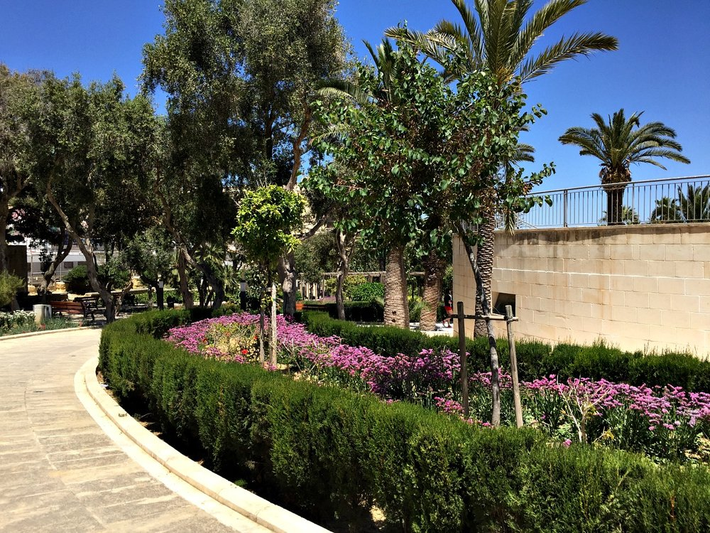 villa rundle garden in gozo