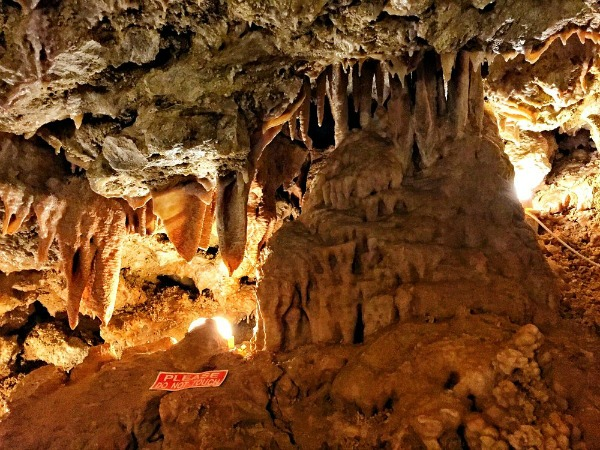 xerri's grotto in gozo malta