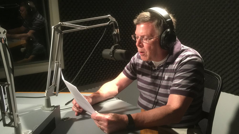 New Life Radio Senior Producer English International Rob Scobey
