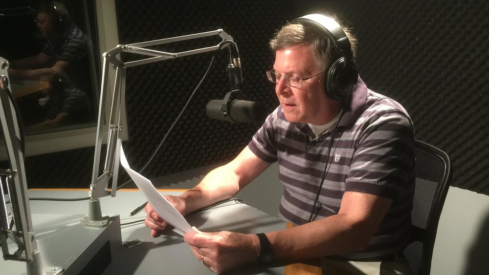 Rob Scobey, Senior Producer of English International on KNLS, World Christian Broadcasting