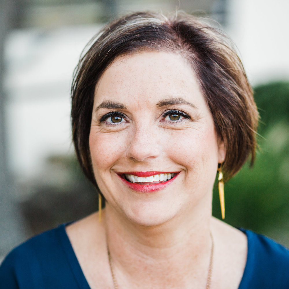 Kim Baker, office manager at Family Hope House