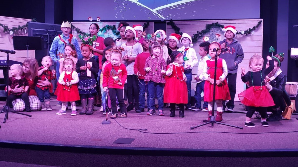 Kids Christmas Songs! — THE JOURNEY: A New Generation Church of ...