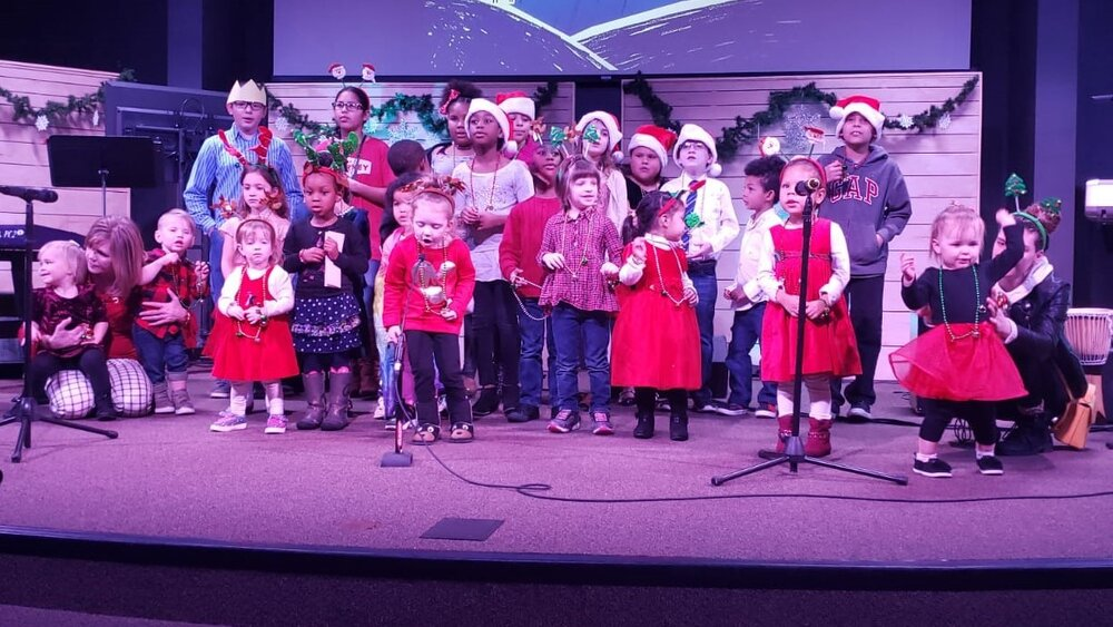 Journey Kids Christmas Songs — THE JOURNEY: A New Generation Church ...