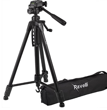 The Cheap Tripod Everyone Should Have - This is the best tripod I have used for $25 bucks. Amazon