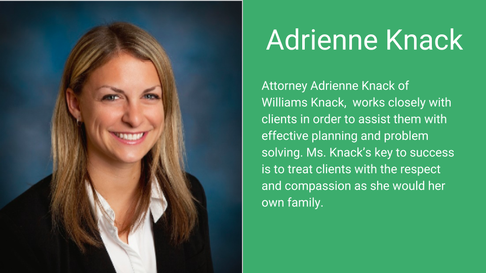 Adrienne Knack