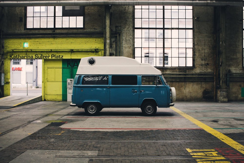Why Is the VAn Life Map A Thing? -