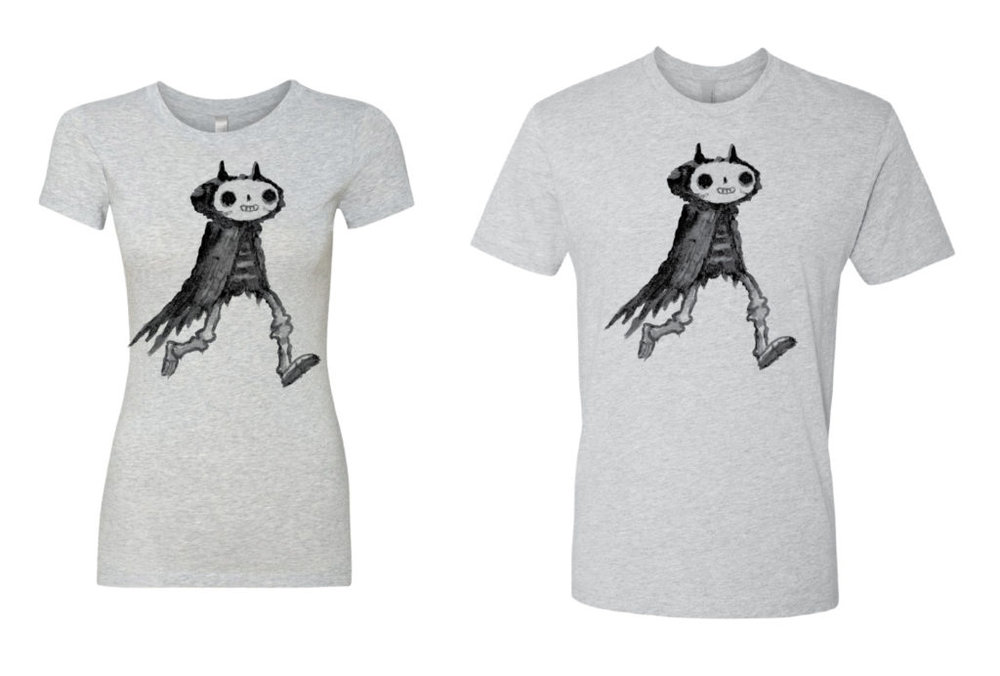 Devil Bones shirt (Men's and Women's styles!) – $20