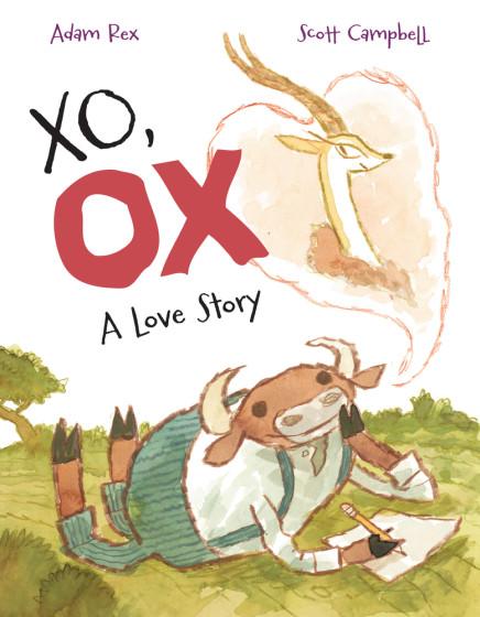 """XO, OX A Love Story"" – $18"