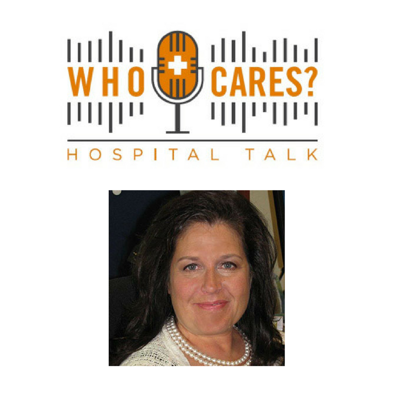 "New ""Who Cares"" Podcast: A New Role for Today's Hospital CFO"