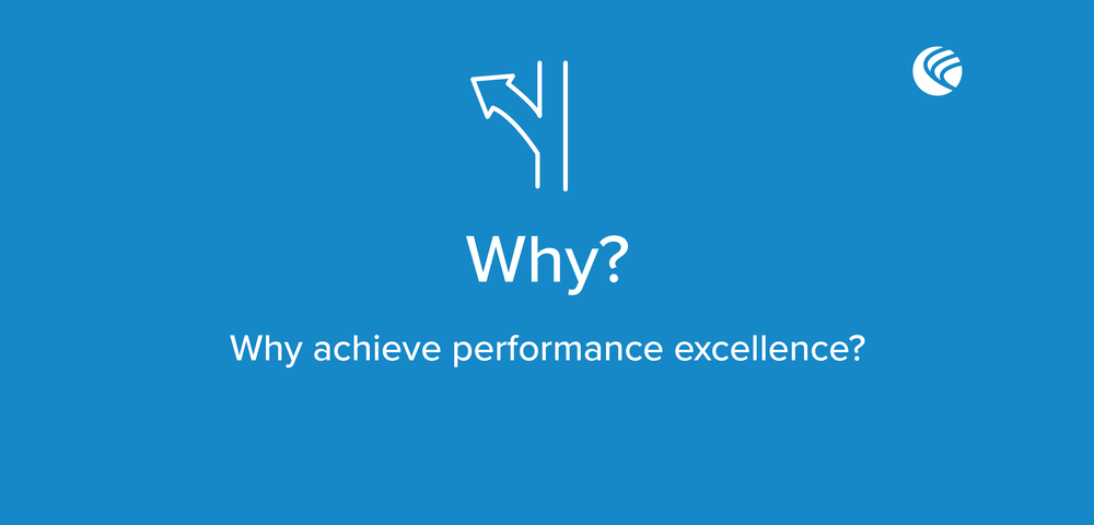 Why achieve performance excellence?