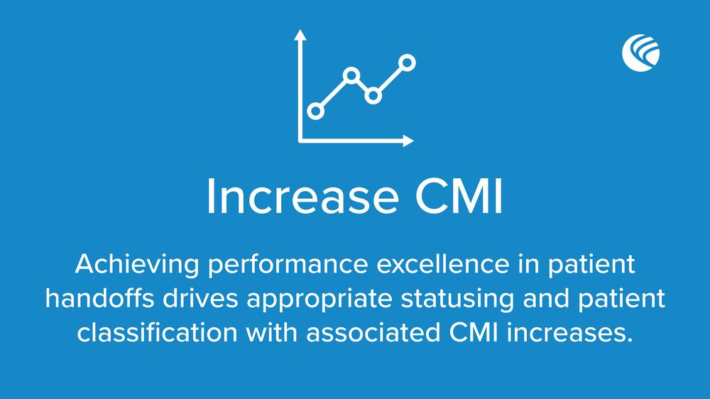 Increase CMI