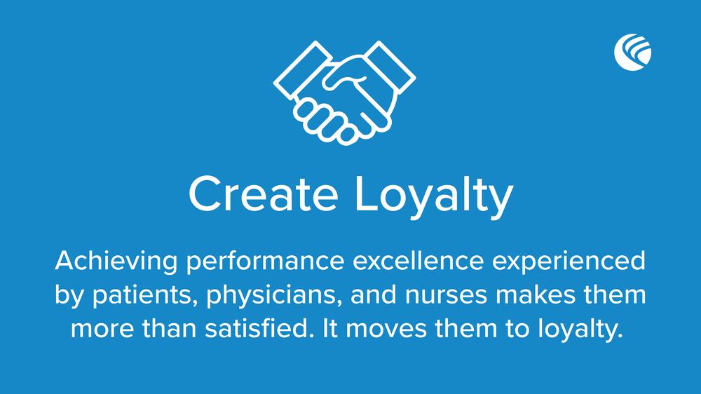 Create Loyalty