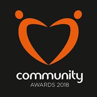 """Winner of """"Community Sporting Achievement Award"""""""