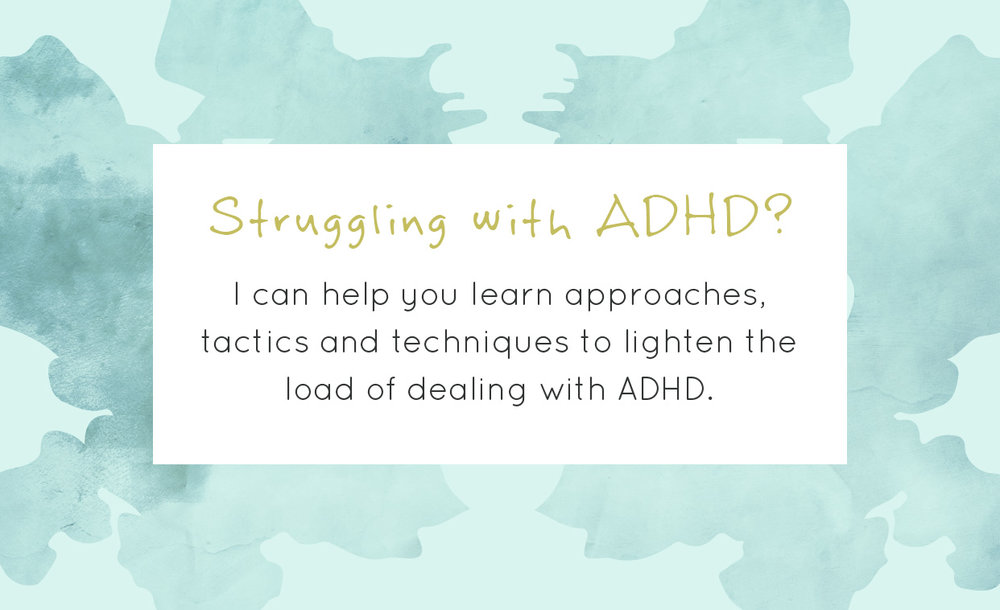ADHD Coaching help tactics and techniques
