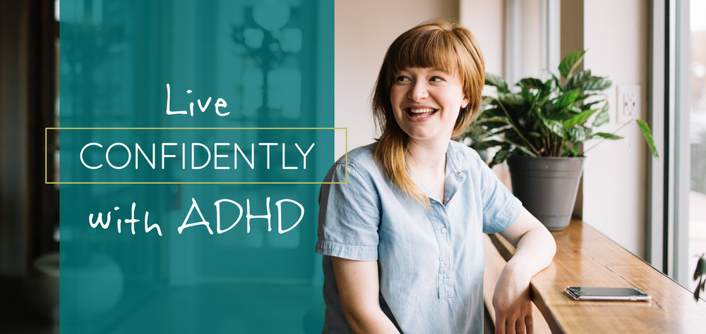 Live Confidently with ADHD Support Coaching