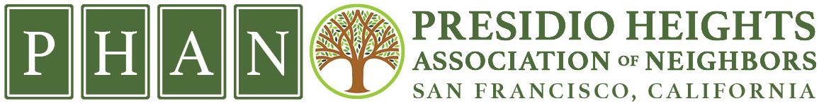 Presidio Heights Association of Neighbors (P.H.A.N.)