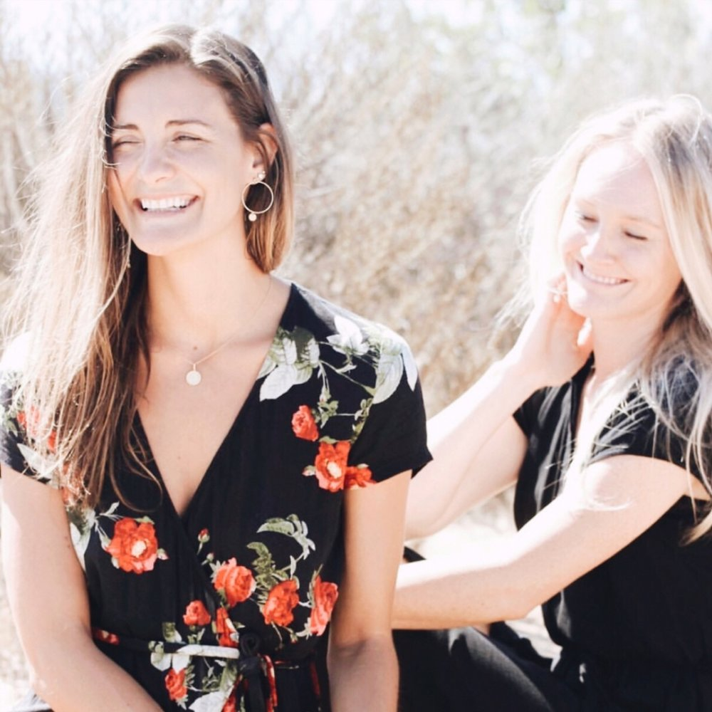 LUNA NOEL - LYNDSEY & FINNIGANWe are so excited to introduce to you two friends who have built a business on natural apothecary products that pride themselves in ritual and good intentionSound magical? Because Luna Noel truly is.