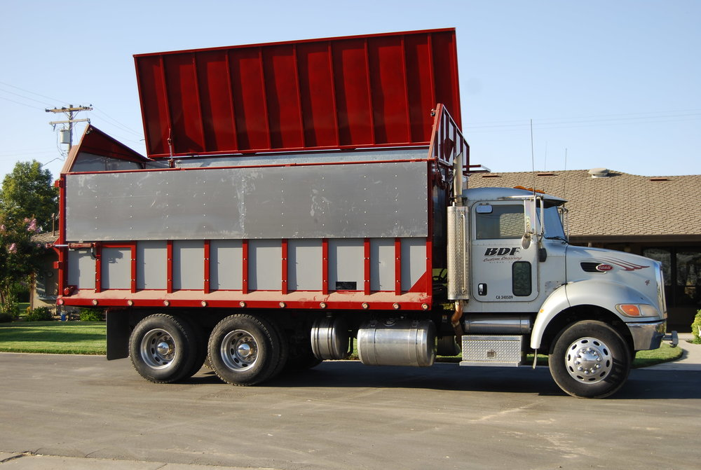 Side Dump Trailers for Sale