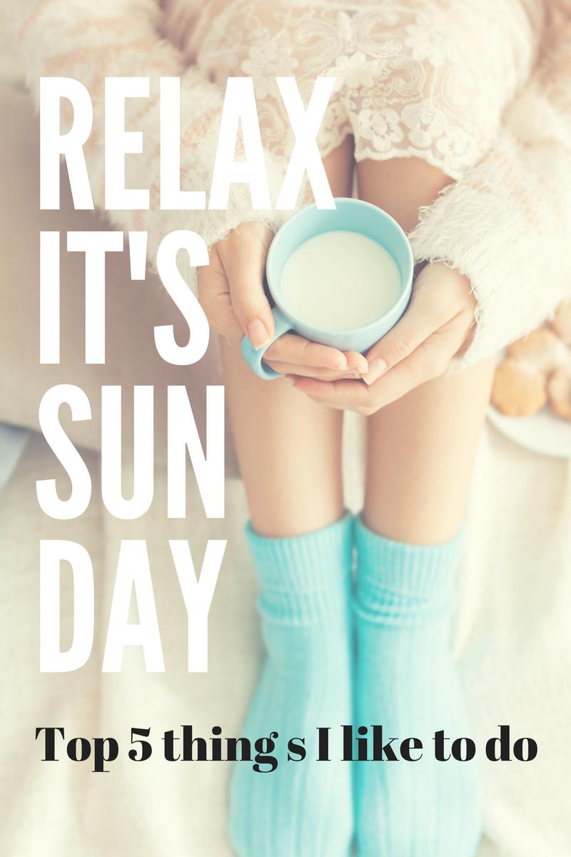 Relax its sunday-maryamshepardson.net