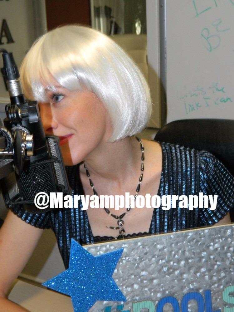Martha Schad on MaryamShow of WBKE Vegas Radio