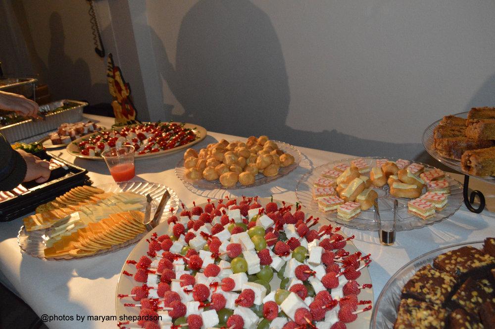 more food at gala