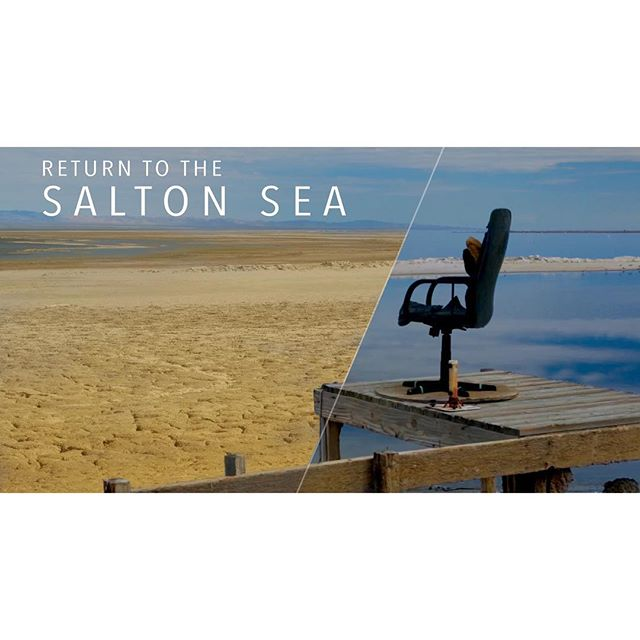 """Did you know our film @shadowofdrought was actually born out of another documentary? Called """"Breaking Point"""", the 2014 film exposed the impending water crisis at the Salton Sea.  5 years later, our filmmaking team returned to the Sea to find out what has happened since. Learn more in our new short documentary! 👉🏼Link in @palomarcollegetv Bio 👈🏼 #saltonsea #cawater #sos #documentary #newrelease #mustsee #film #indiefilm"""