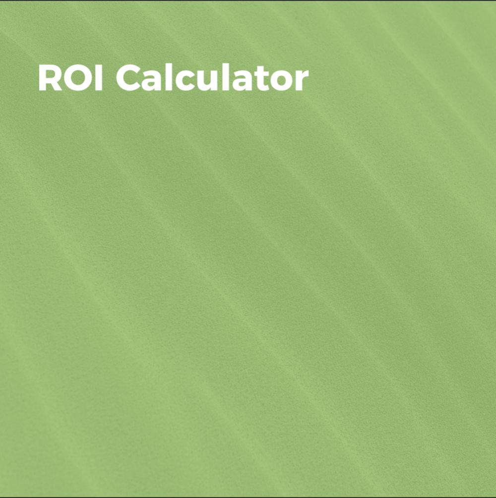 Allgress ROI Calculator