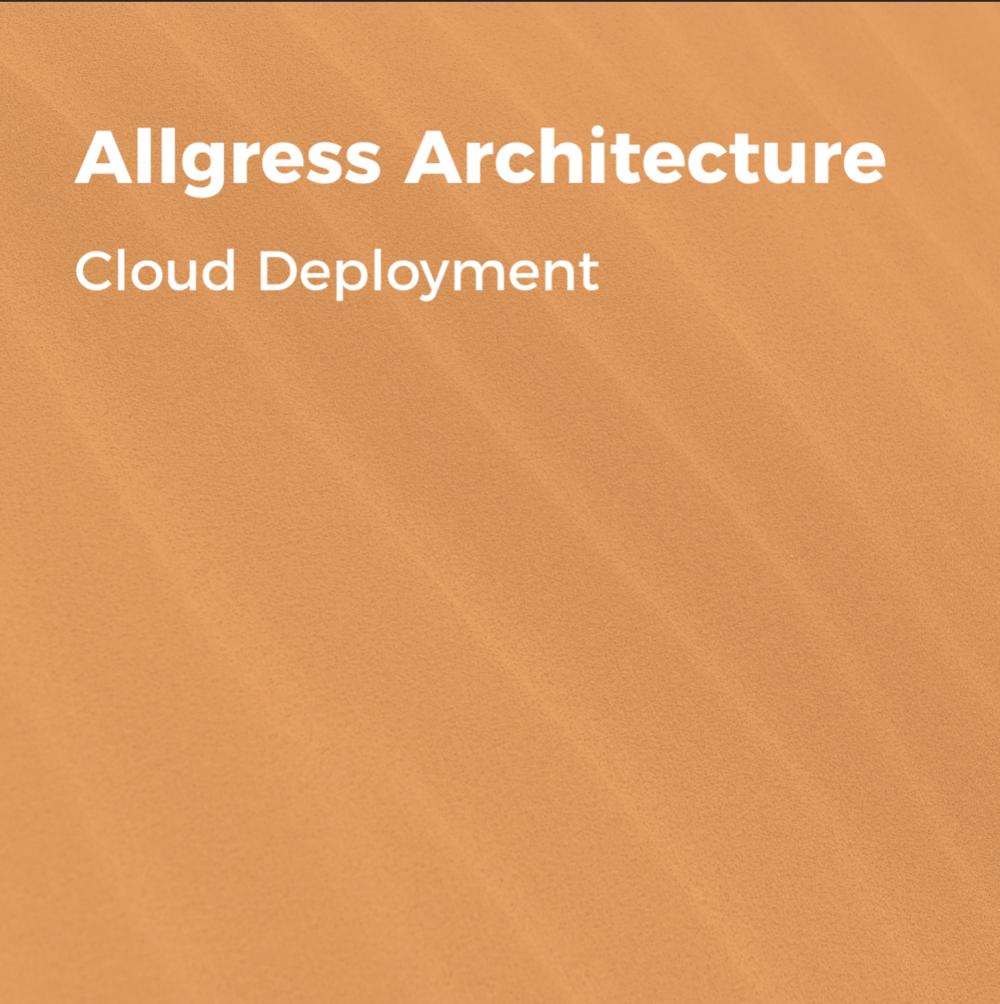 Cloud Deployment