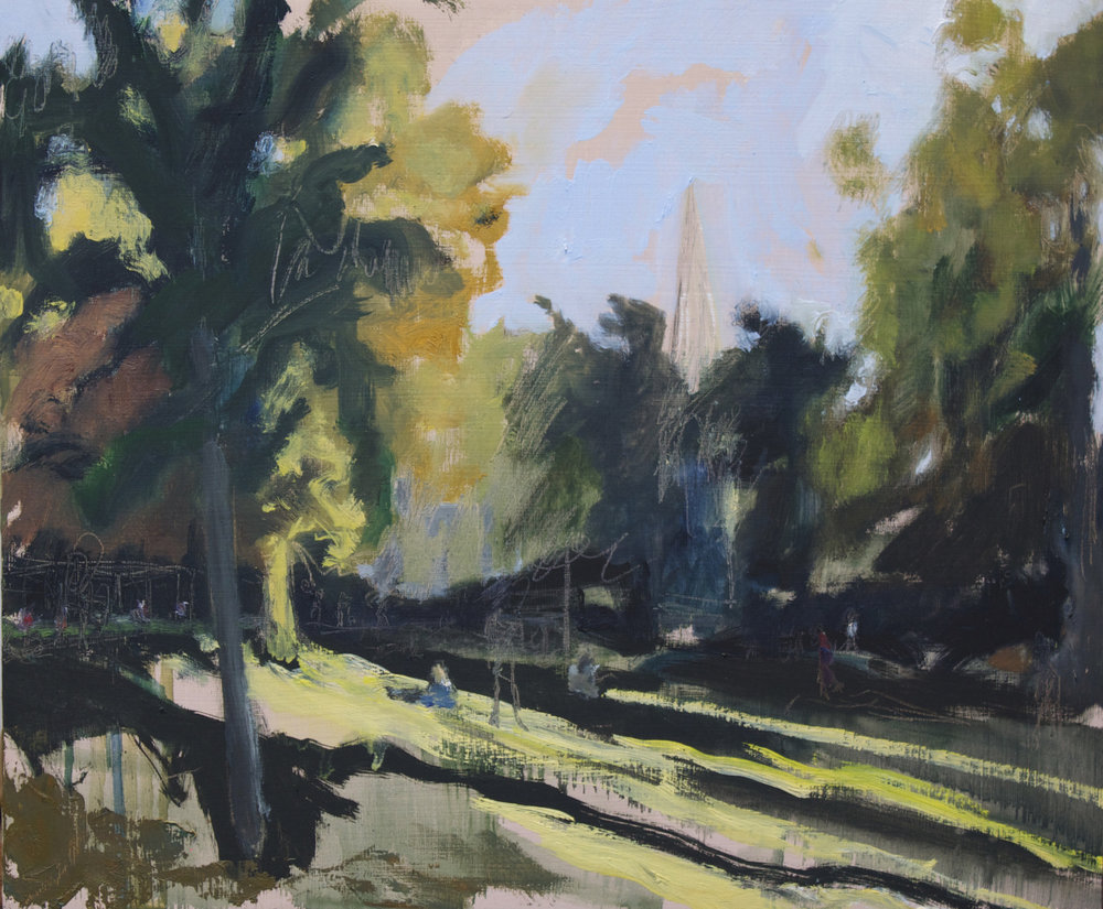 1TimBetjeman, Myatt's Fields 1, 28x37, oil on board.jpg
