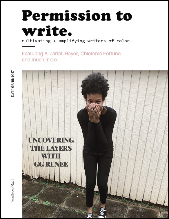 Permission to Write Cover
