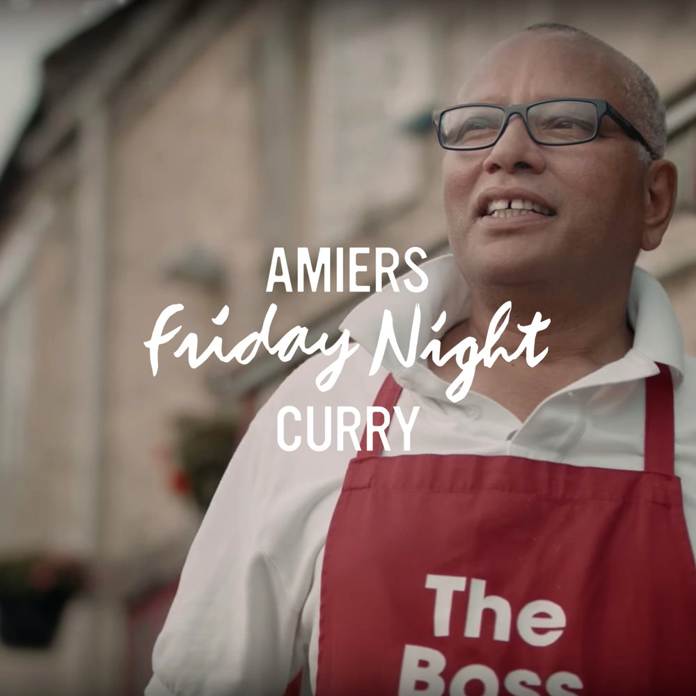 Amier's Friday Night Curry - Video Production