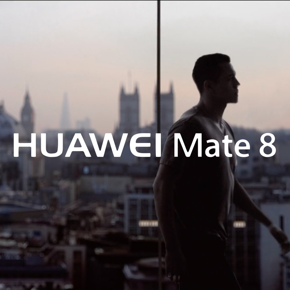 Huawei - Video Production, Advertising
