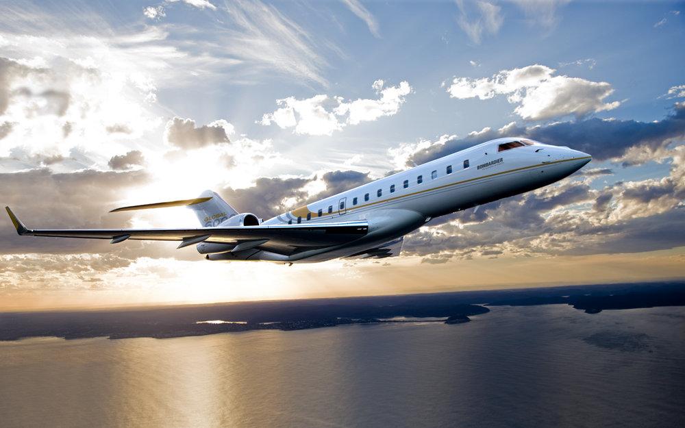 ULTRA LONG RANGE    10-19 Seats   Falcon 7X, GulfStream 5, Global 5000 / 6000 and more