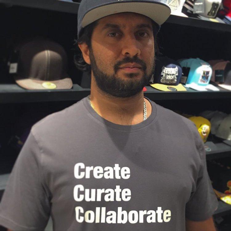 Nice T-shirt Raj!