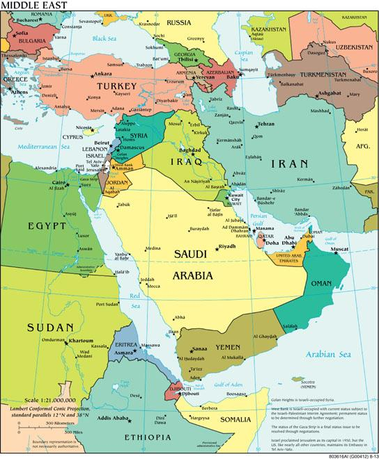 Iran's corridor of influence forms a belt across the middle east as it entrenches through Iraq, Syria, and continues into Lebanon.