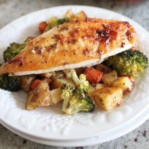 Maple-Mustard-Roasted-Chicken-and-Veggies-300x300