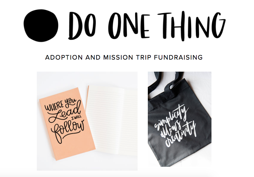 DOT Product Fundraiser // November 14 - December 9, 2017 - We are lucky enough to be one of the first people to go through DOT's new fundraising platform! All you have to do is go shopping! You can choose between the