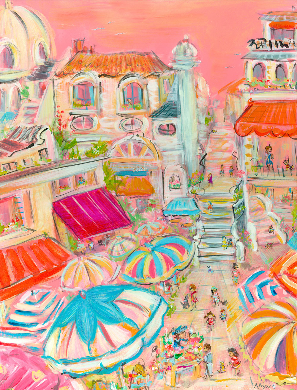 Allyn_Howard_holiday_umbrellas_painting.jpg