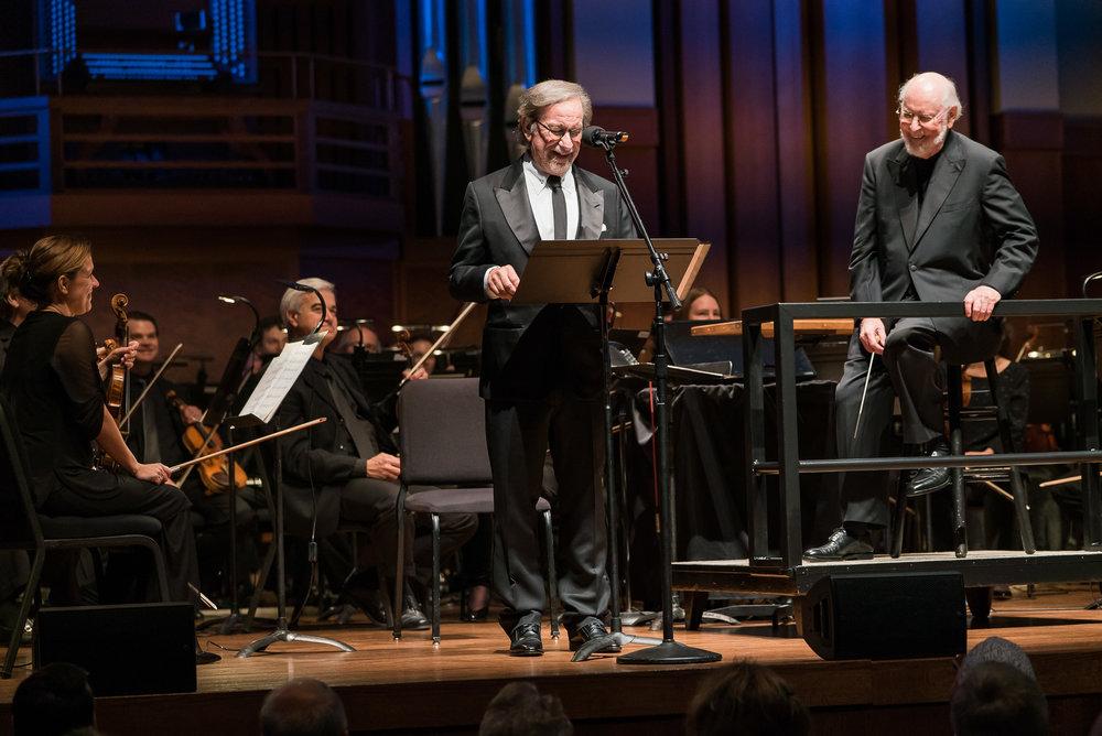 brandon_patoc_john_williams_Steven_Spielberg, Seattle_Symphony_Orchestra_Conert_0029.JPG