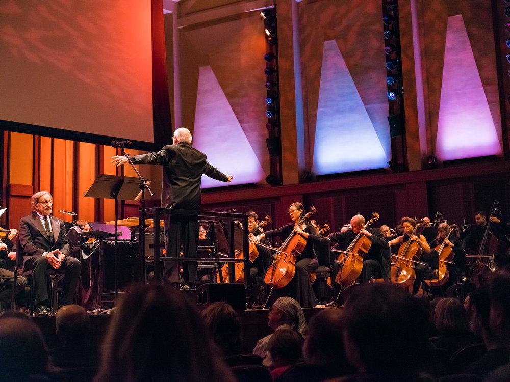 brandon_patoc_john_williams_Steven_Spielberg, Seattle_Symphony_Orchestra_Conert_0033.JPG