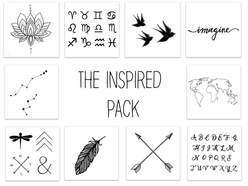 INSPIRED PACK