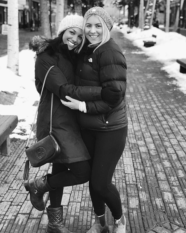 Happy Birthday @taylorpoebrieske ! I am so lucky to have this beautiful soul as my best friend. I wouldn't want to go through this life without you. 💕❄️💕