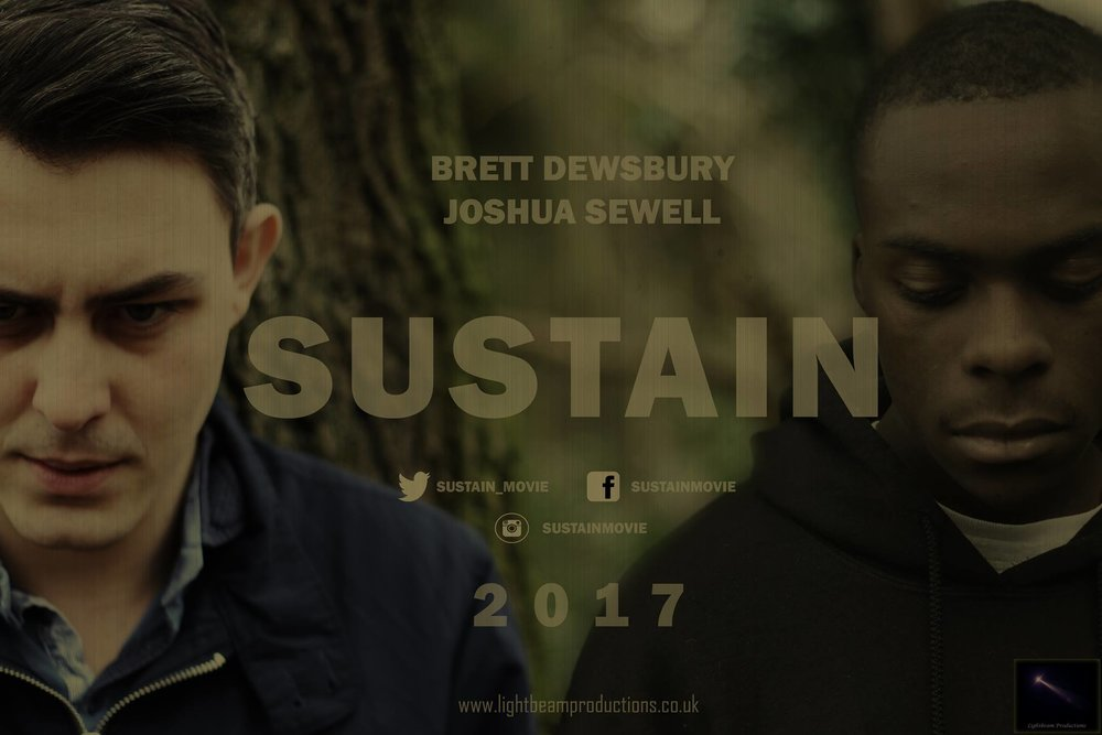 'Sustain' Official Poster
