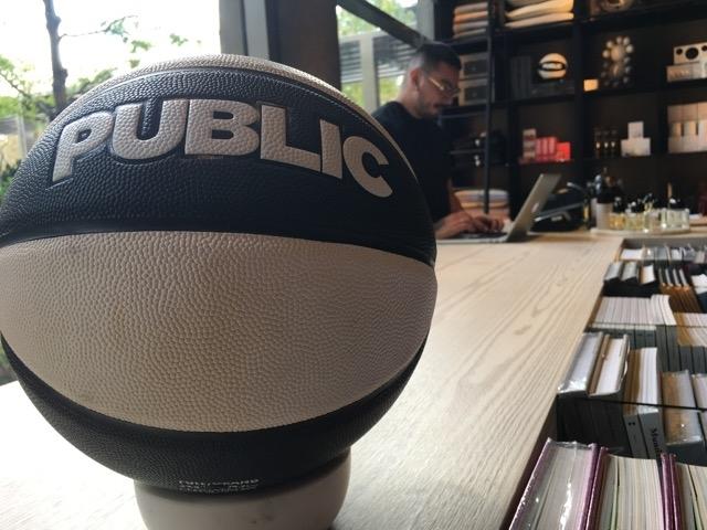 Public Basketball